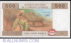 Image #2 of 500 francs 2002 A, sign Jean Félix Mamalepot