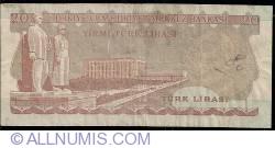 Image #2 of 20 Lira L.1970 (1974) - 2
