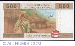Image #2 of 500 francs 2002 F, sign Jean Félix Mamalepot