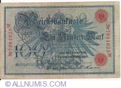 Image #1 of 100 Mark 1908 (7. II.) - Q