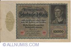 Image #1 of 10000 Mark 1922 (19. I.)
