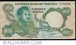 Imaginea #1 a 20 Naira ND (2000)