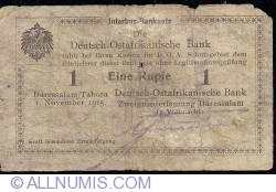 Image #1 of 1 Rupie 1915 letter C