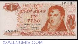 Image #1 of 1 Peso ND (1974)