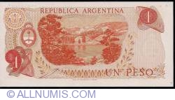 Image #2 of 1 Peso ND (1974)