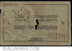 Image #2 of 5 Rupien 1915 letter D