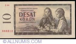 10 Korun 1960