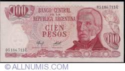 Image #1 of 100 Pesos ND(1976-1978)