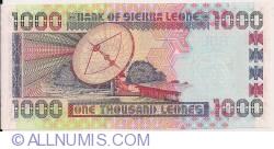 1000 Leones 2006 (4. VIII.)