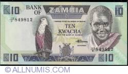 Imaginea #1 a 10 Kwacha (1980-1988)