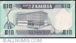 Imaginea #2 a 10 Kwacha (1980-1988)