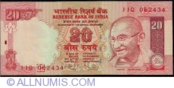 Image #1 of 20 Rupees 2009 - E
