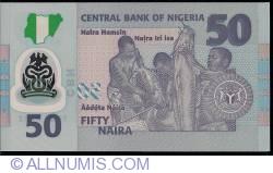 Imaginea #2 a 50 Naira 2009 (1)