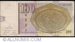 Imaginea #1 a 100 Denari (Денари) 1997 (VIII.)