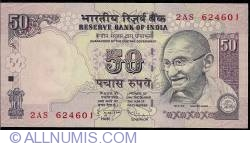 Image #1 of 50 Rupees 2009