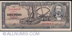 Image #1 of 10 Pesos 1960