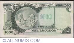 Imaginea #2 a 1000 Escudos ND (1976)