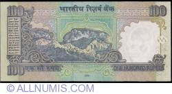 Image #2 of 100 Rupees 2010 - F