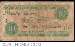 Image #2 of 10 Francs 1981 (1. VI.)