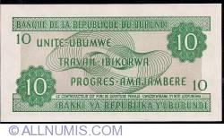 Image #2 of 10 Francs 2003 (1. VII.)