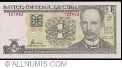 Imaginea #1 a 1 Peso 2004