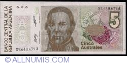 Image #1 of 5 Australes ND (1986-1989) (2)