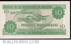 Image #2 of 10 Francs 2007 (1. XI.)