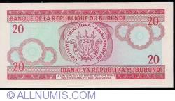 Image #2 of 20 Francs 2007 (1. XI.)