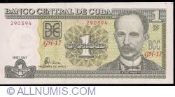 Image #1 of 1 Peso 2007