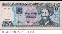 Image #1 of 20 Pesos 2007
