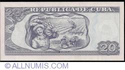 Image #2 of 20 Pesos 2007