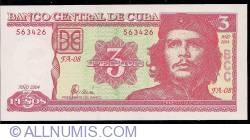 Imaginea #1 a 3 Pesos 2004