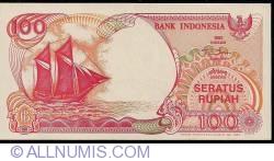 Image #1 of 100 Rupiah 1992/1993