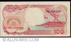 100 Rupiah 1992/1993