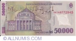 50000 Lei 2001/2004