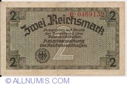 Image #1 of 2 Reichsmark ND (1940-1945)