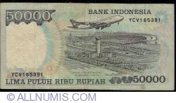 Image #2 of 50,000 Rupiah 1995/1996