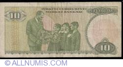 Image #2 of 10 Lira L.1970 (1979)