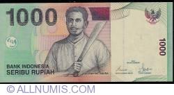 Image #1 of 1000 Rupiah 2000/2002