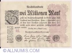 Image #1 of 2,000,000 Mark 1923