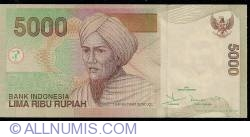 5000 Rupiah 2001/2005