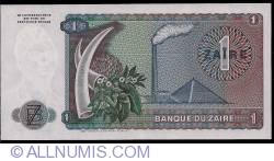 1 Zaïre 1979 (22. X.)