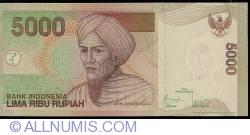 Image #1 of 5000 Rupiah 2009