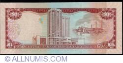 Image #2 of 1 Dollar 2006 - signature Ewart S. Williams
