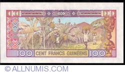 Image #2 of 100 Francs 1985