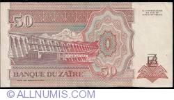 Image #2 of 50 Nouveaux Zaires 1993 (24. VI.)