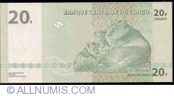 Image #2 of 20 Francs 2003 (30. VI.)