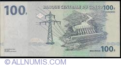 Imaginea #2 a 100 Franci 2007 (31. VII.)