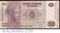 Imaginea #1 a 50 Francs 2007 (31. VII.)