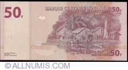 Imaginea #2 a 50 Francs 2007 (31. VII.)